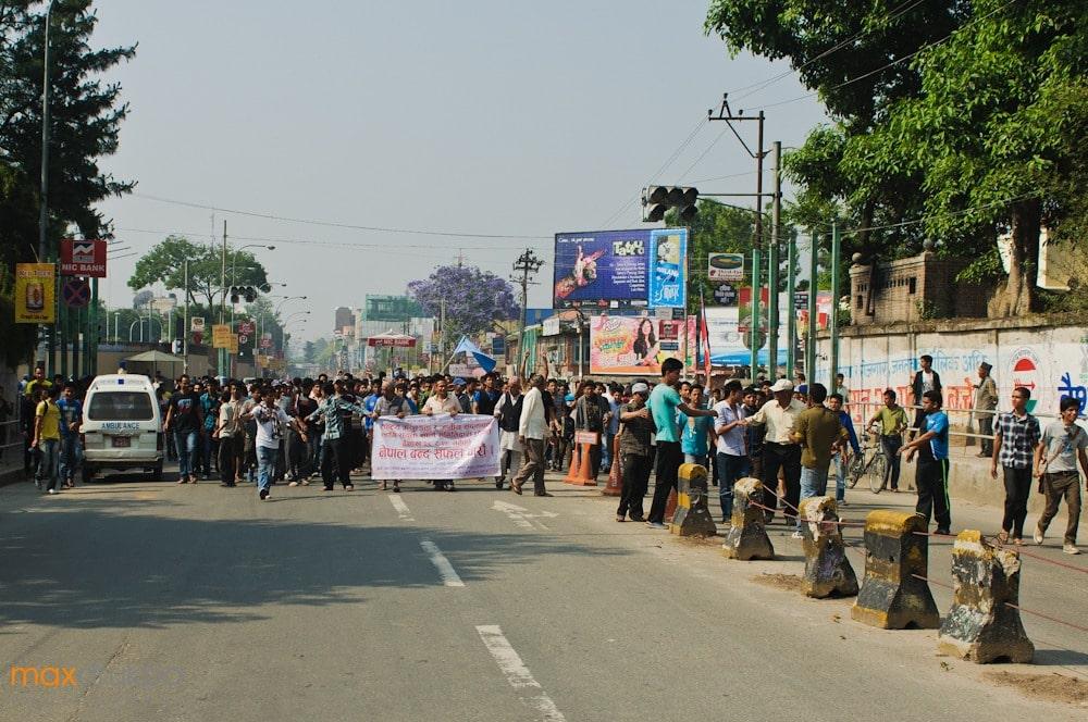 greve no nepal