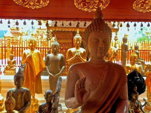 Budas-Tailandeses