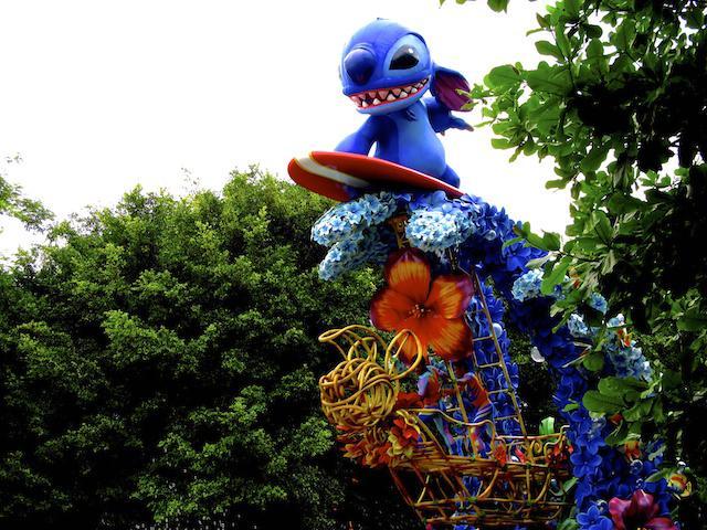 Disney Parade Hong Kong