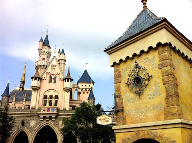 Fantasyland Disney Hong Kong