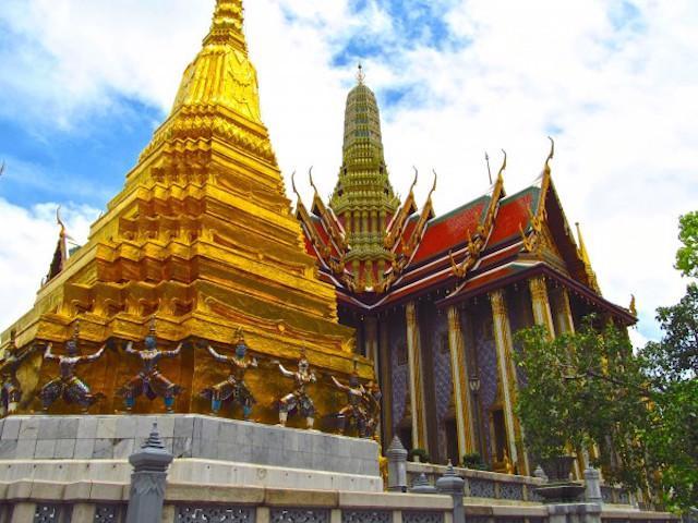 Grande-Palácio-em-Bangkok