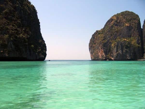 Viagem para ilhas Phi Phi e Phuket, Tailândia