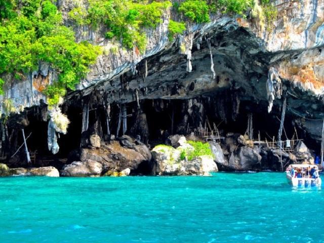 Phi Phi e Phuket, ilhas da Tailândia