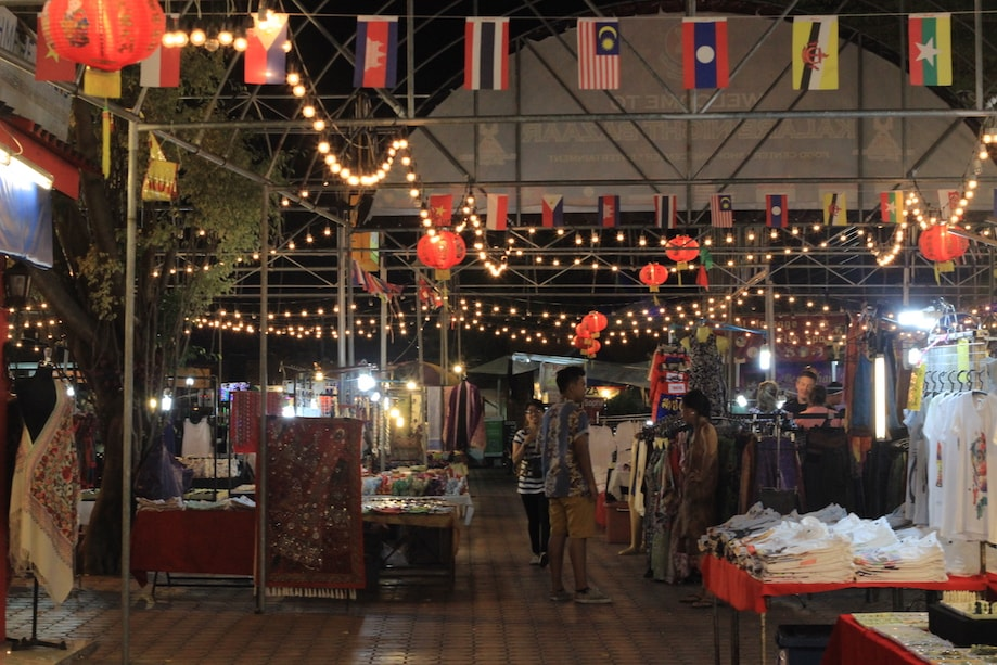 O que fazer em Chiang Mai: mercados