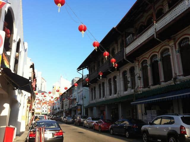 Chinatown Cingapura