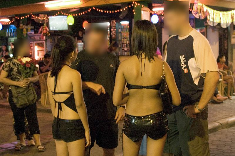 Pattaya Prostituição