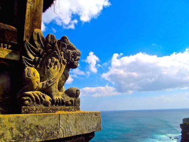 Templo Uluwatu Bali