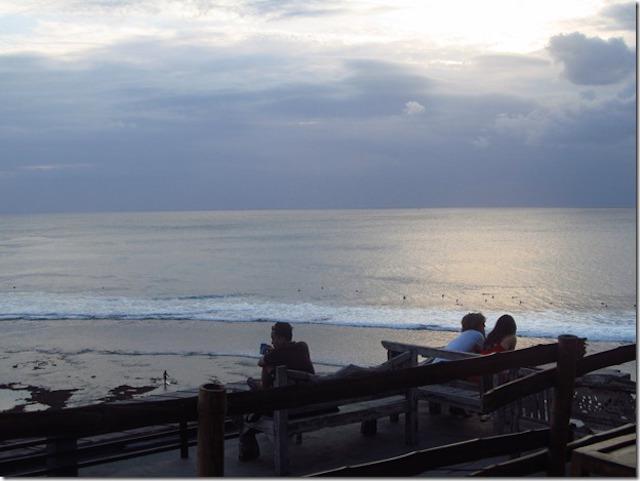 Uluwatu Bali_por do sol