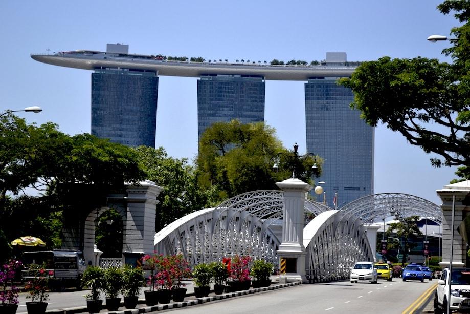 O que fazer em Cingapura: Marina Bay Sands