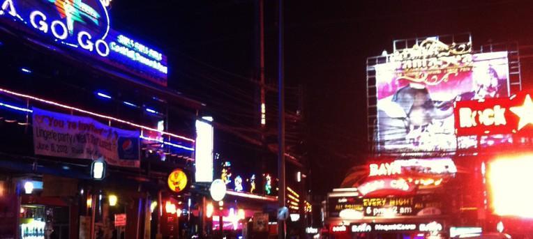 A triste realidade do turismo sexual na Tailândia