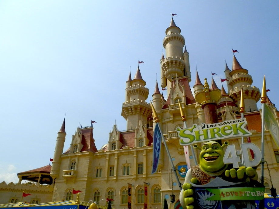 Universal Studios Cingapura