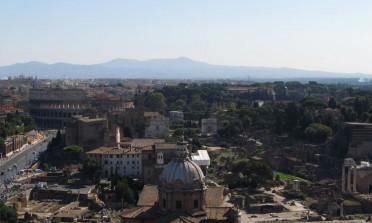 Um roteiro por Roma antiga
