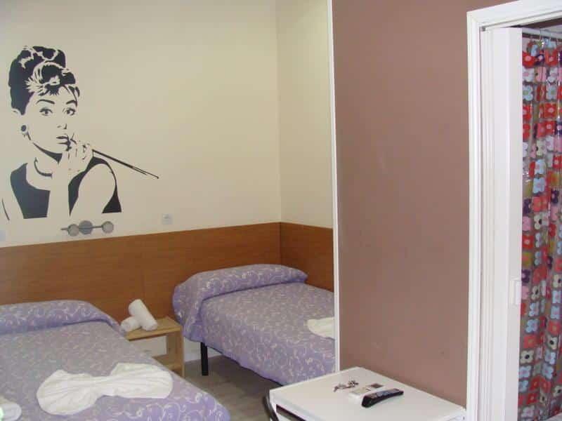Hostel Oliver, em Madrid