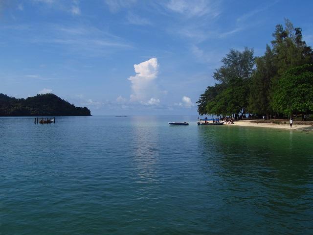 Ilhas Langkawi, na Malásia