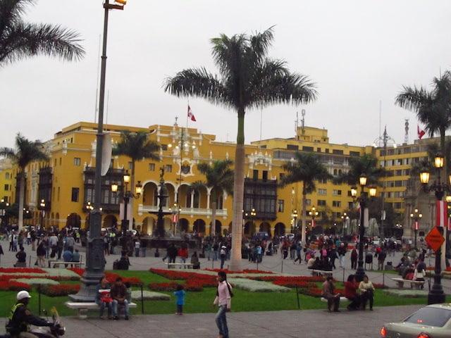 O que fazer em Lima Peru
