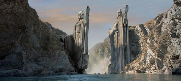 Terra-média: os cenários do filme O Senhor dos Anéis