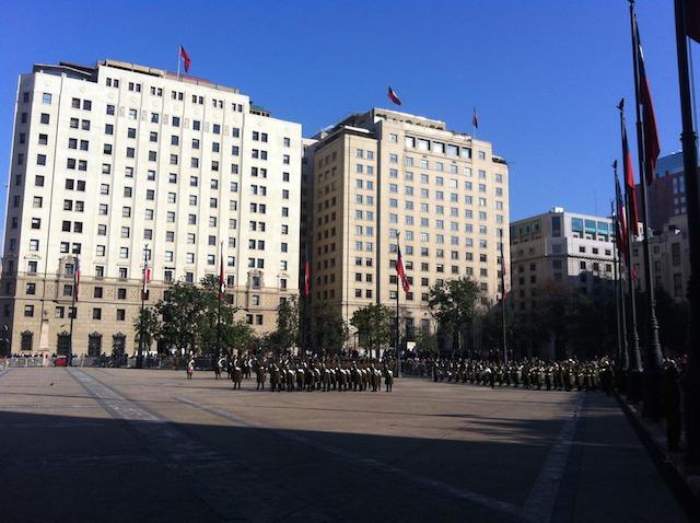 o que fazer em Santiago chile