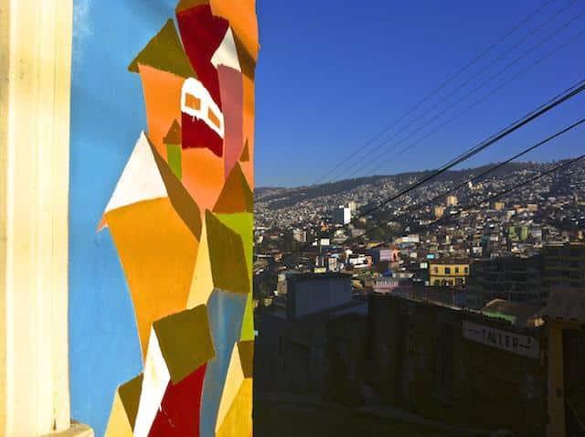 Ruas de Valparaíso - Chile