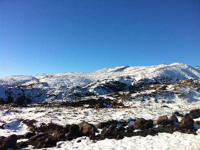 Tongariro, Parque Nacional