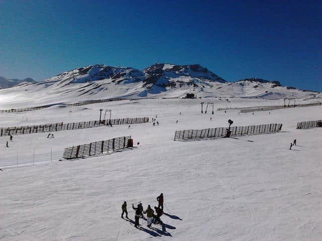 como esquiar no chile - Dicas