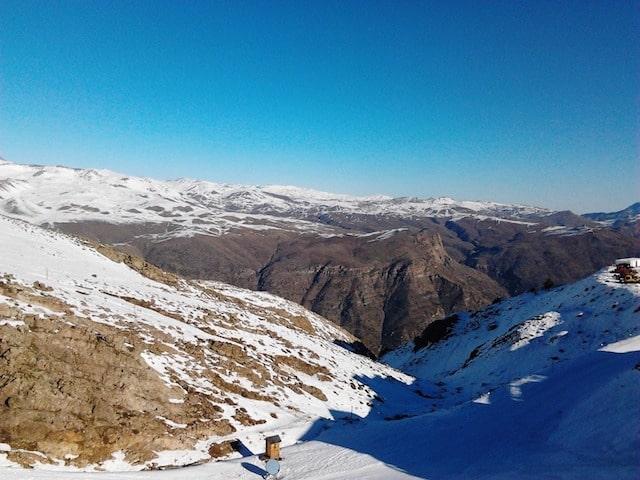 como esquiar no chile