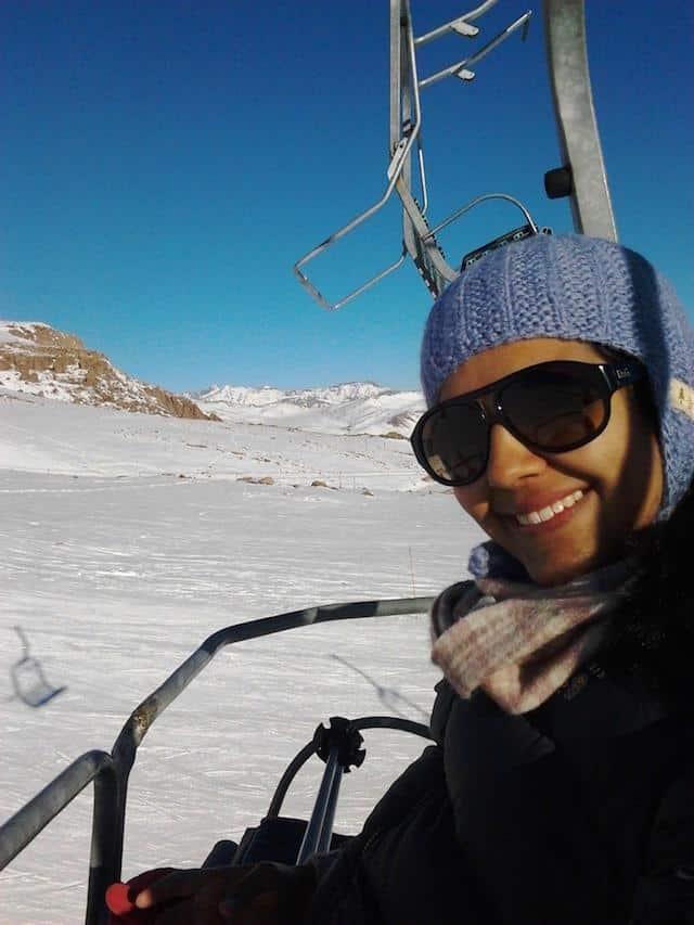 esquiando no chile - dicas