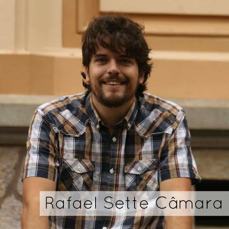 Rafael Sette Câmara, 360meridianos