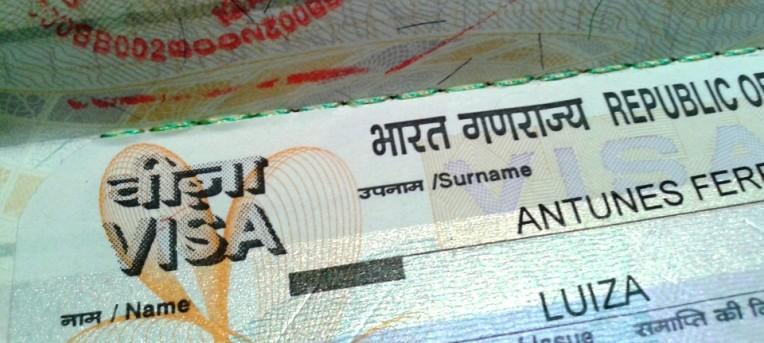 Como tirar o visto para a Índia