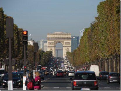 Onde se hospedar em Paris: hotéis na Champs-Elysées