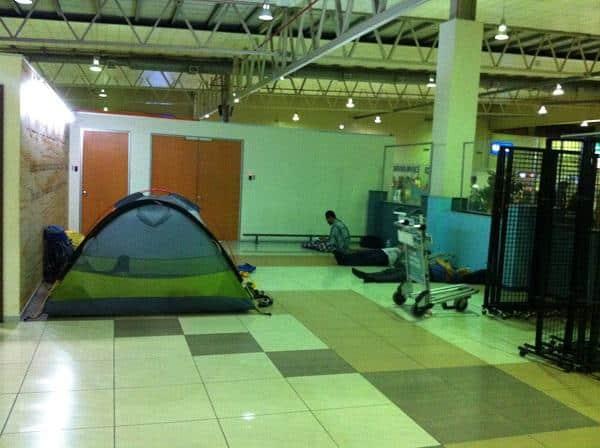 Aeroporto de Kuala Lumpur, Malásia