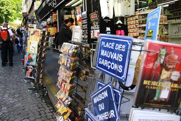 Feira do Montmartre - Paris