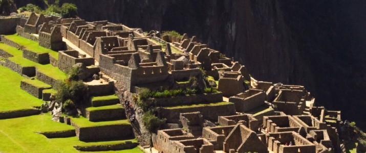 Ruínas de Machu Picchu - Peru