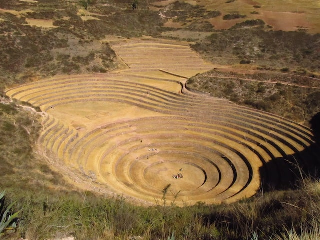 Moray, no Vale Sagrado, Peru