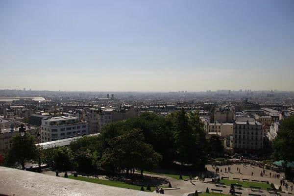 Passeio por Montmartre, em Paris
