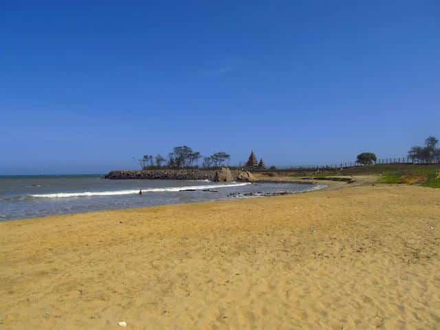 Praia de Mamallapuram - Tamil nadu - India