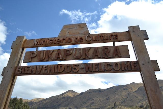 Pukapukara, Vale Sagrado de Cuzco