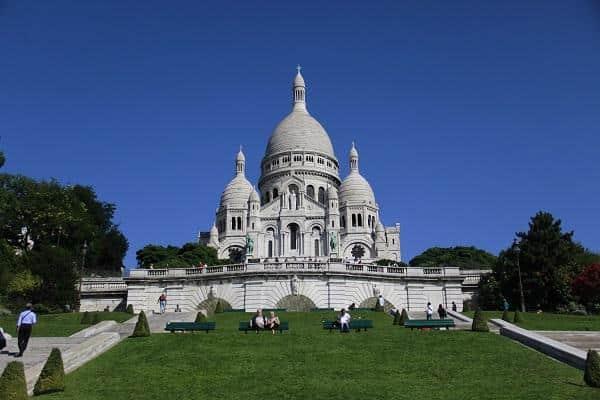 Sacre Coeur, pontos turísticos de Paris