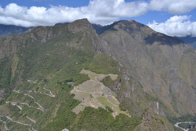 Vista Huayna Picchu Peru