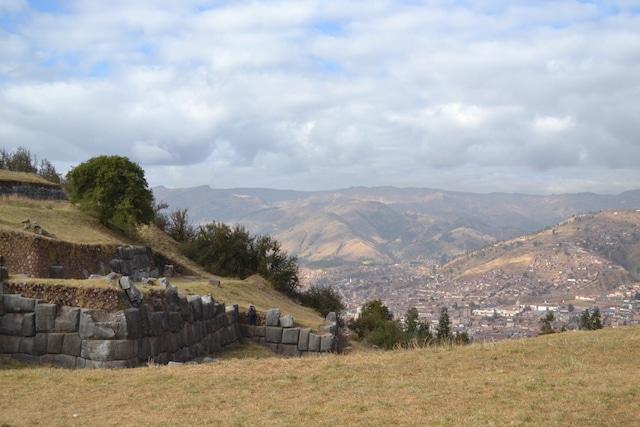 Vista de Cuzco e Vale Sagrado, Peru
