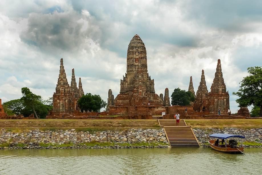 Turismo na Tailândia: Ayutthaya