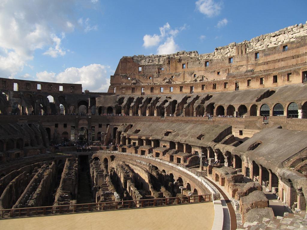 o que fazer em roma: visita ao coliseu