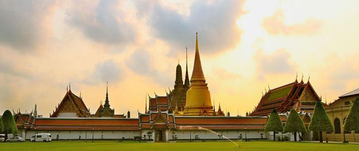 Palácio em Bangkok