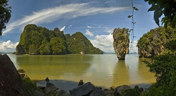 Ilha do James Bond, Tailândia