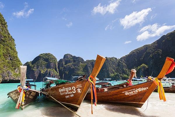 Turismo na Tailândia: Ilhas Phi Phi