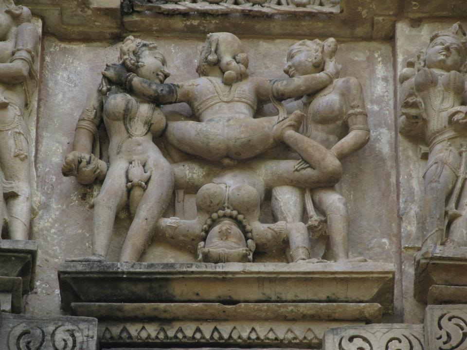 Kajuraho - Templos do Kama Sutra, na Índia