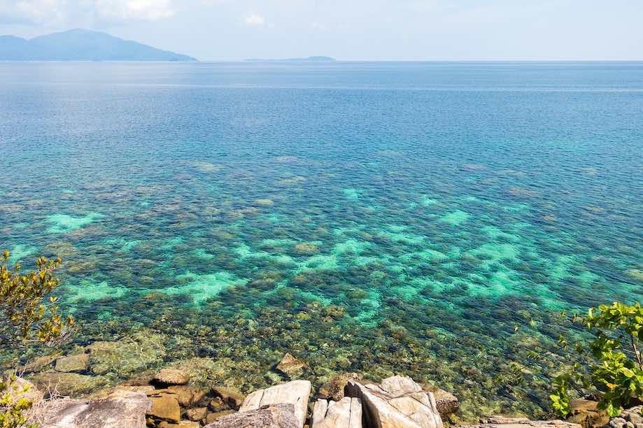 Turismo na Tailândia - Koh Lipe