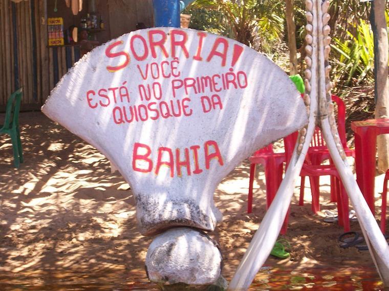 Mochilão Praia do Rio Vermelho
