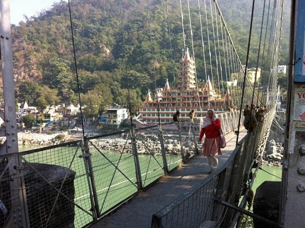 Rishikesh, Índia