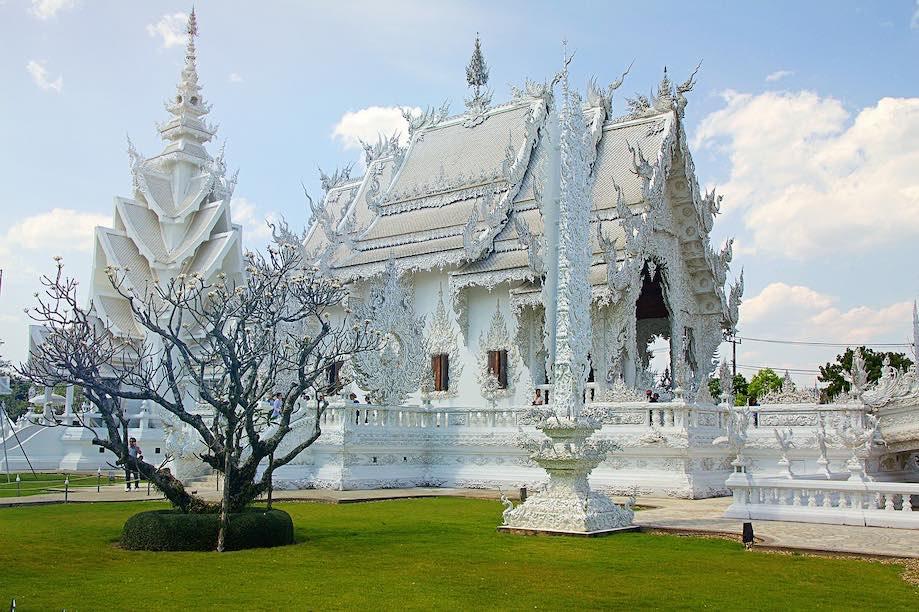 Chiang Rai - Turismo na Tailândia