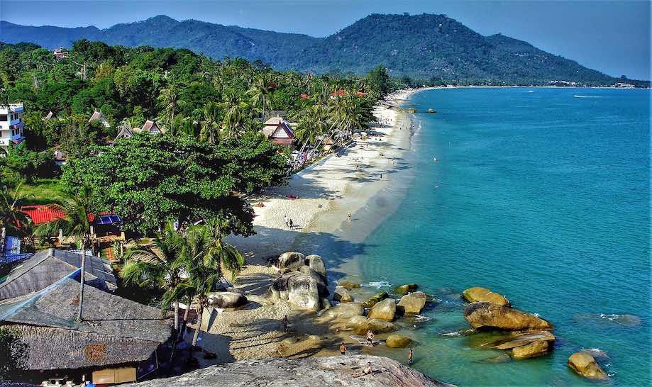 Turismo na Tailândia: Koh Samui